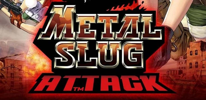 بازی جنگی METAL SLUG ATTACK