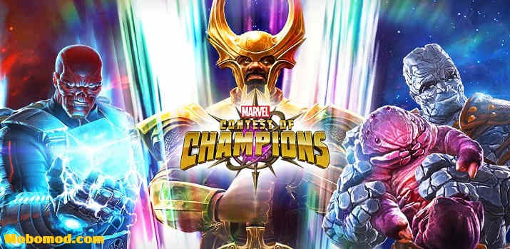 بازی Marvel Contest of Champions