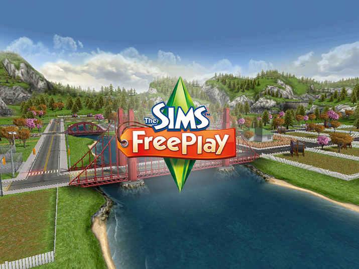 بازی The Sims Free Play