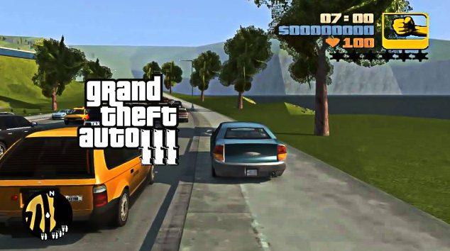 کد های تقلب بازی GTA 3