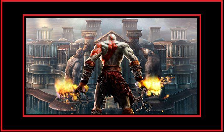 God Of War Mobile Edition اندروید مود شده