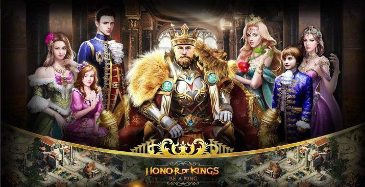 Honor Of Kings مود شده اندروید