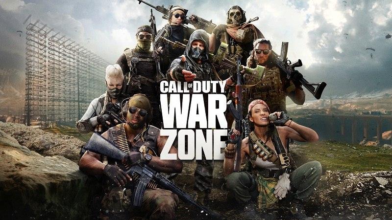 Call of Duty Warzone برای اندروید